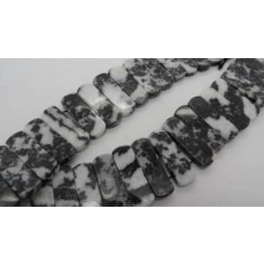 Zebra Rock Beads