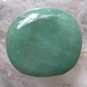 Aventurine Hand Stone