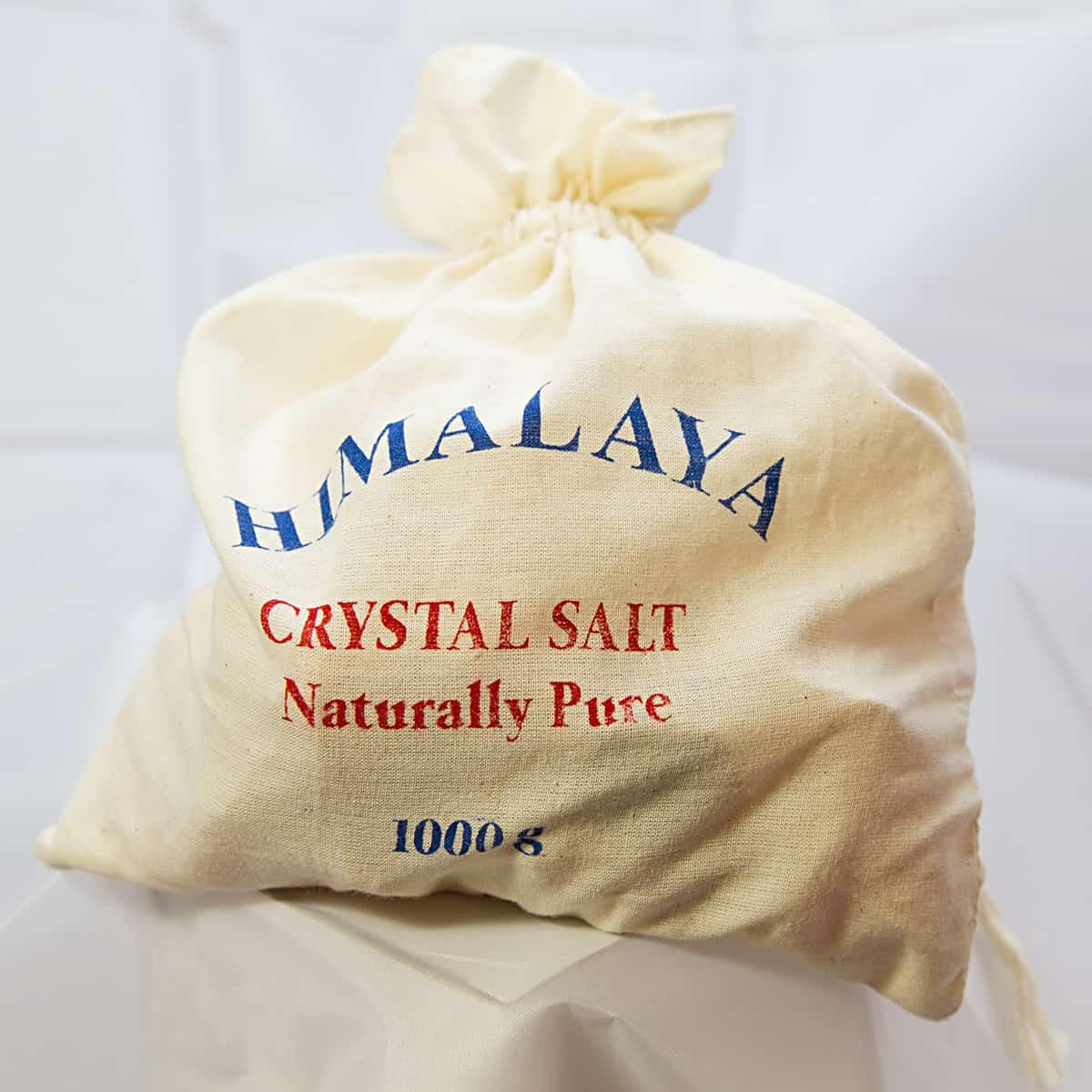 Himalayan Rock Salt Bag