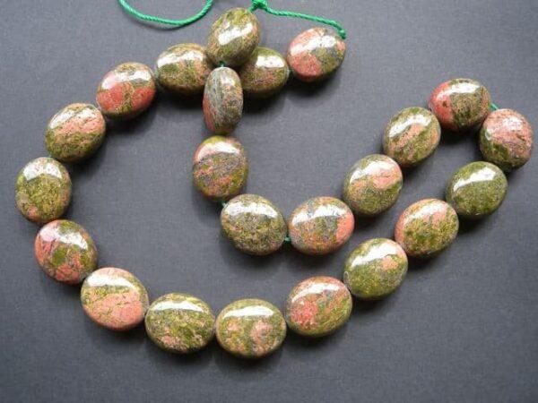 Unakite Beads-0