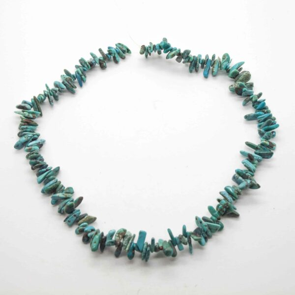 Turquoise Chip Beads