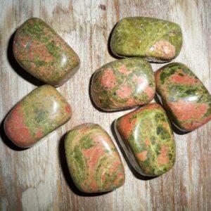 Unakite Tumbled Stone