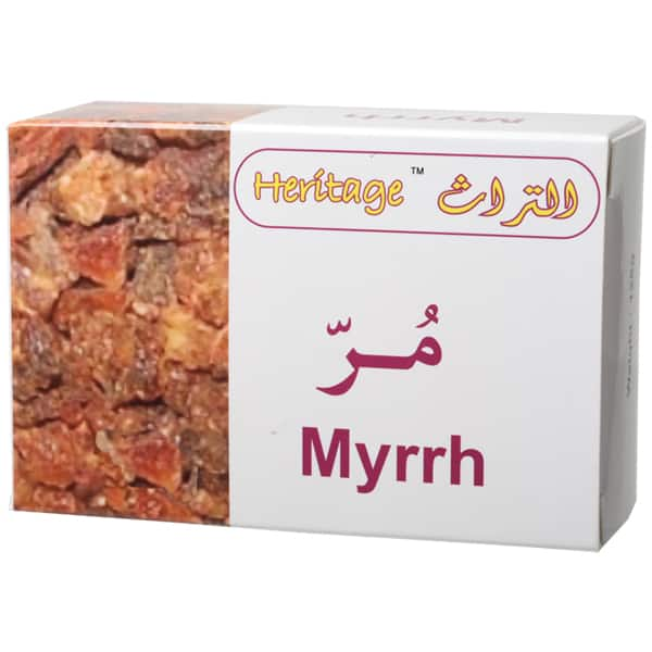 Omani Myrrh Resin