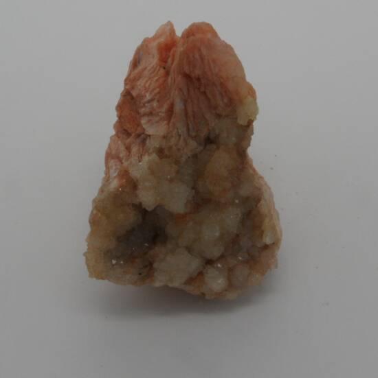 Stilbite & Calcite-0