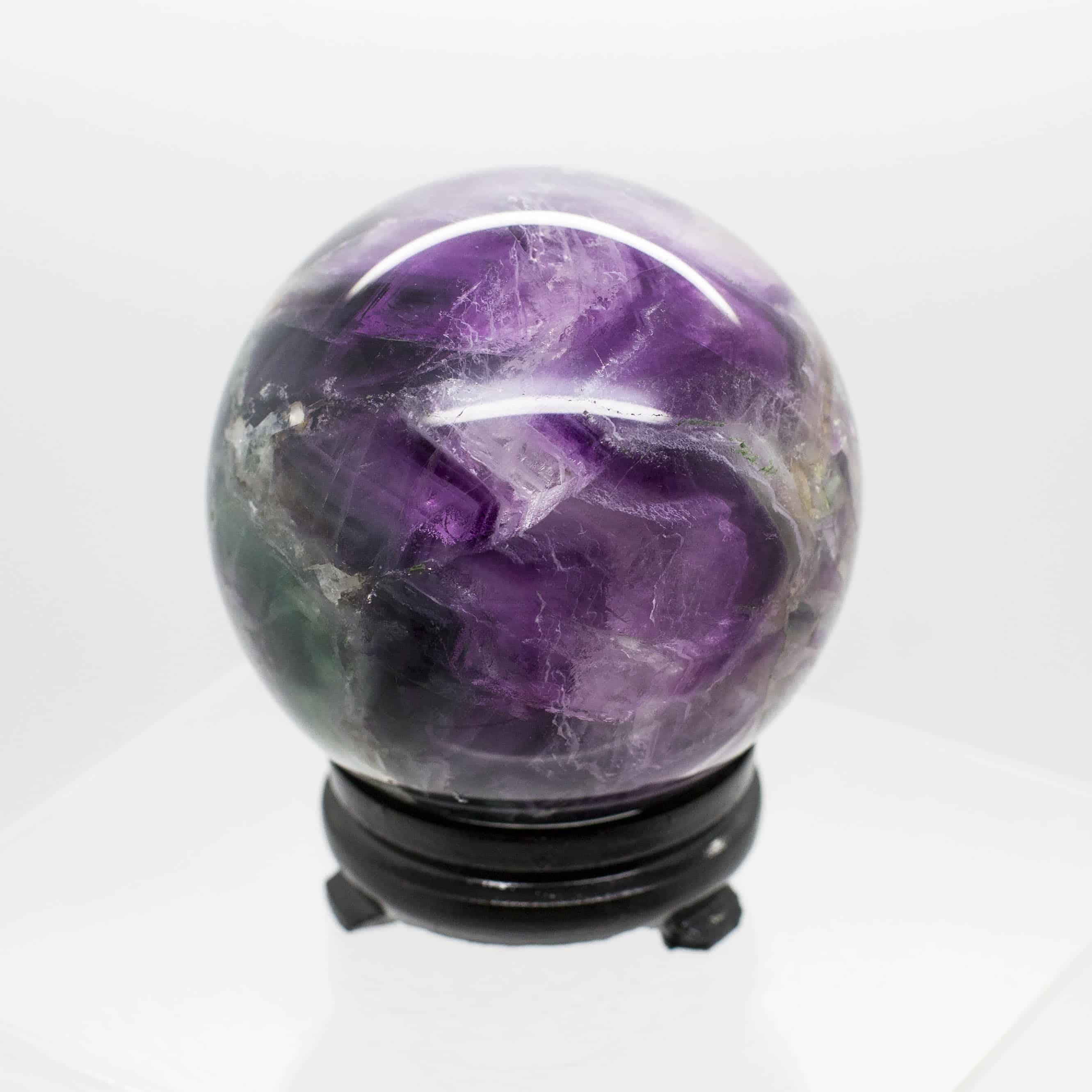 Crystal Spheres & Eggs