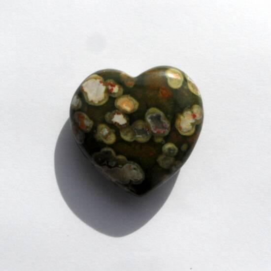Rhyolite Heart front