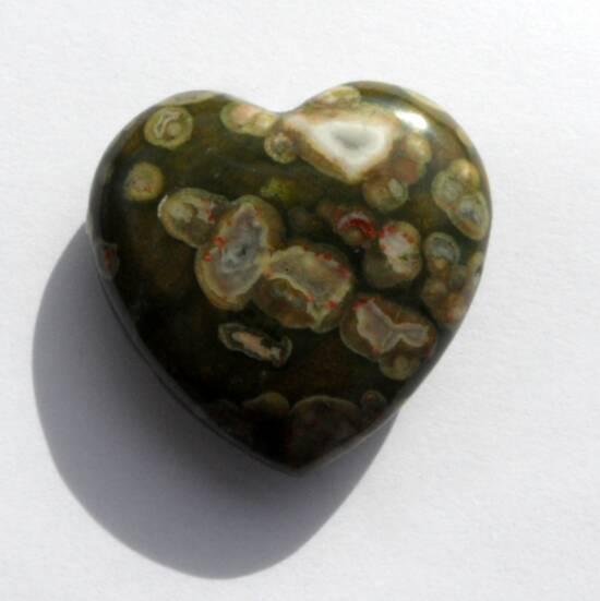 Rhyolite Heart-0
