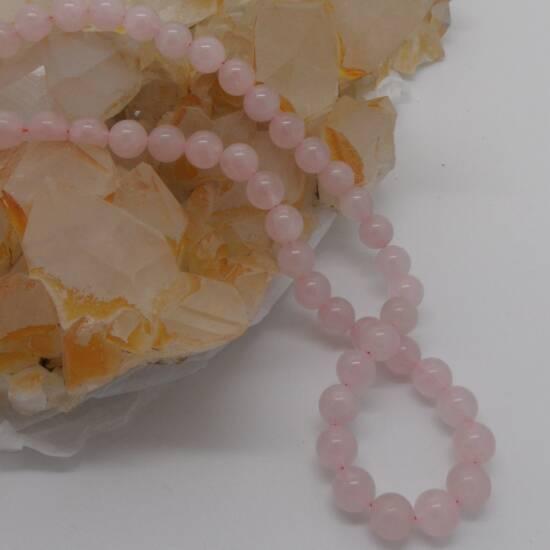 Rose Quartz Beads-0