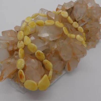 Butterscotch Amber Neckalce-0