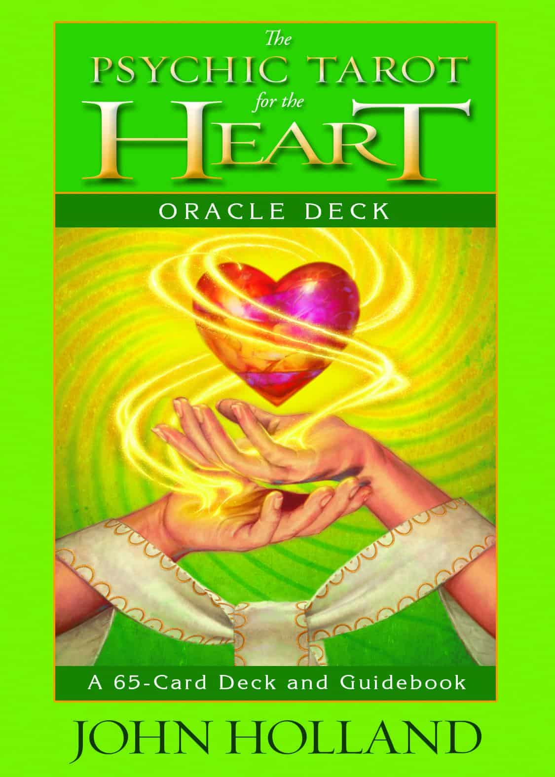Psychic Tarot Cards Meanings: Shop Psychic Tarot For The Heart Oracle Deck