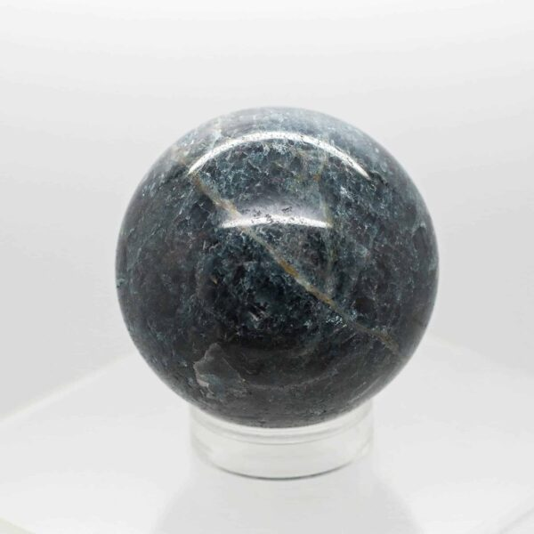 Apatite Blue Sphere 1127