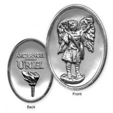 Archangel Gabriel Token - Oval Shape