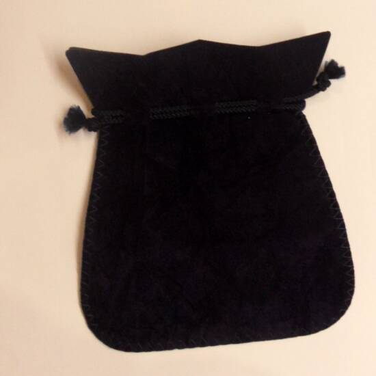 Crystal Pouch Blue-0
