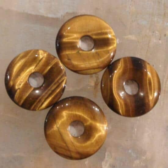 Tiger Eye Donut-0