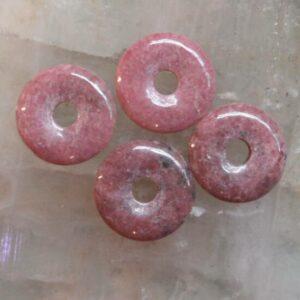 Rhodonite Donut