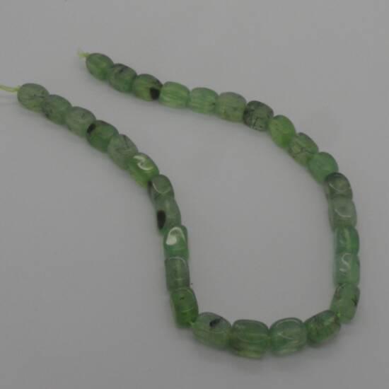 Prehnite & Epidot Beads
