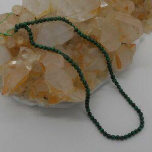 Malachite Beads 4mm