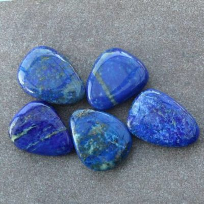 Lapis Lazuli Flat Stone