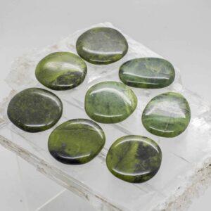 Nephrite Jade Hand Stones