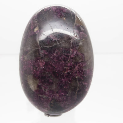 Rubellite Hand Stone