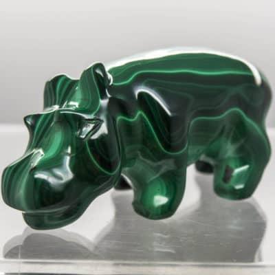 Malachite Hippo
