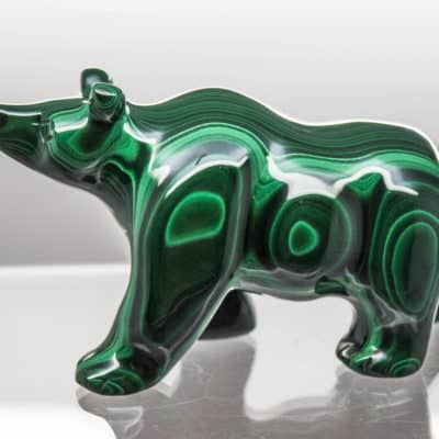 Malachite Polar Bear
