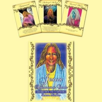 Jesus Affirmation Cards