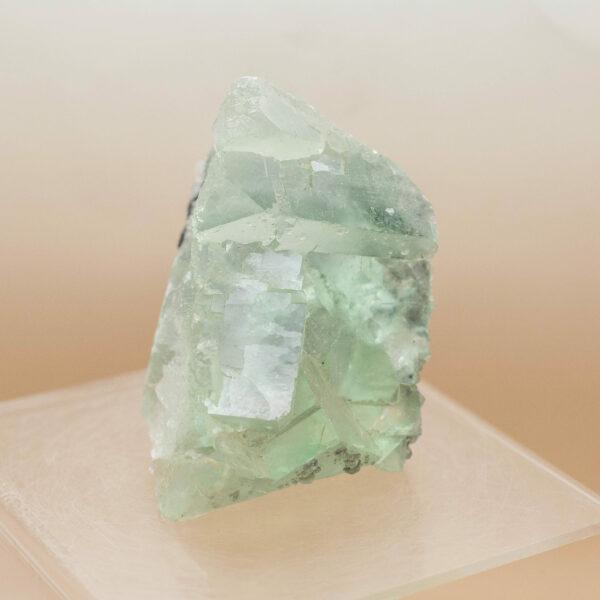 Green Fluorite Cluster