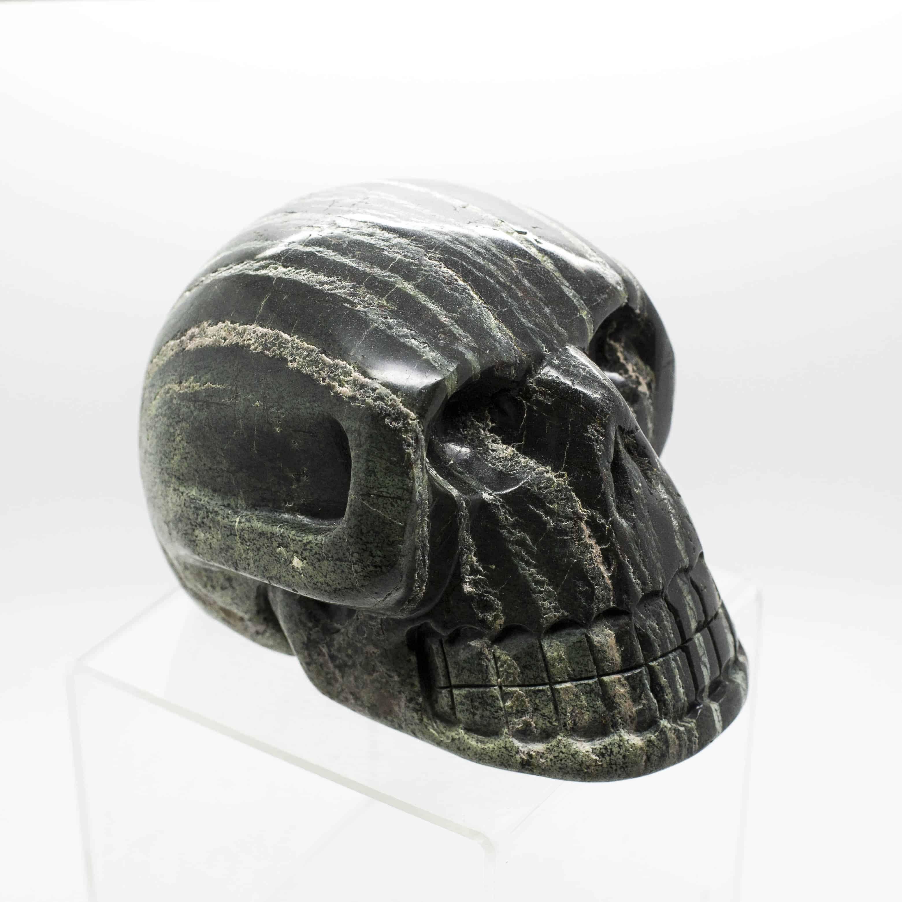 Chrysotile Skull
