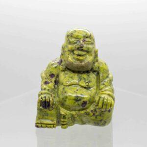 Serpentine & Stitchtite Buddha Front
