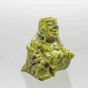 Serpentine & Stitchtite Buddha side 1