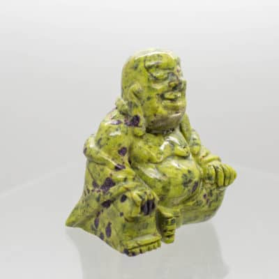Serpentine & Stitchtite Buddha side 1