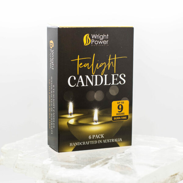 Tealight Candles Wight Power