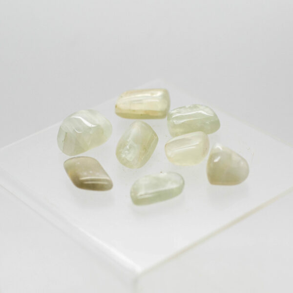 Green Moonstone Tumbled