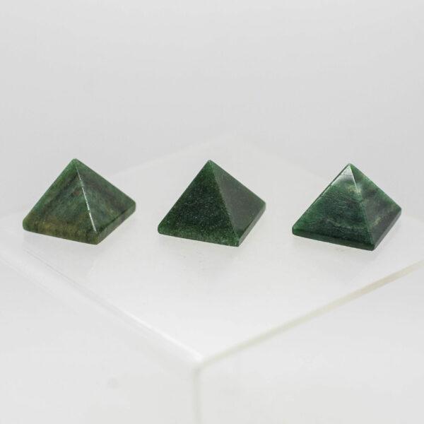 Fuschite Pyramid