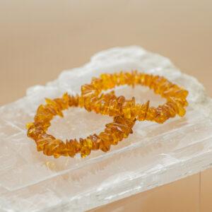 Baltic Amber Bracelets