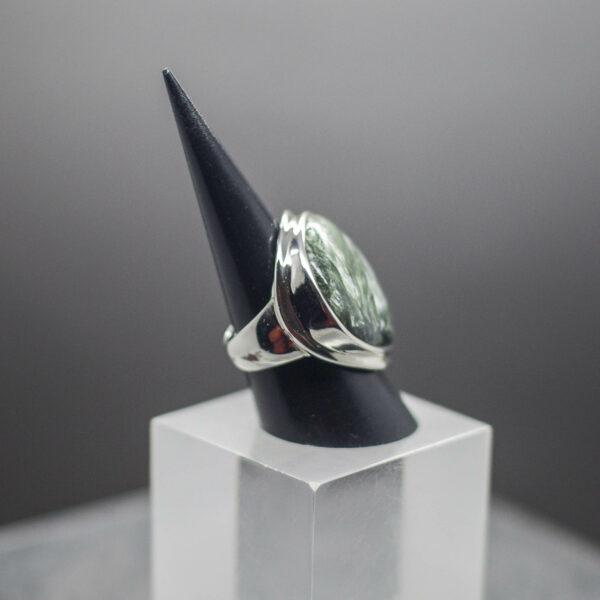 Seraphinite Ring side