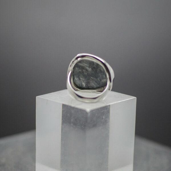 Seraphinite Ring back