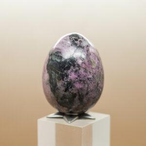 Cobaltian Calcite Egg
