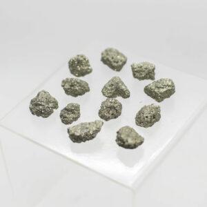 Pyrite Natural Chunks