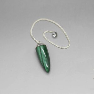Malachite Pendulum