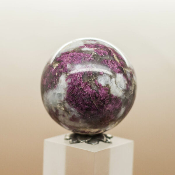 Rubellite Sphere (1)