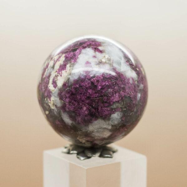 Rubellite Sphere (10)