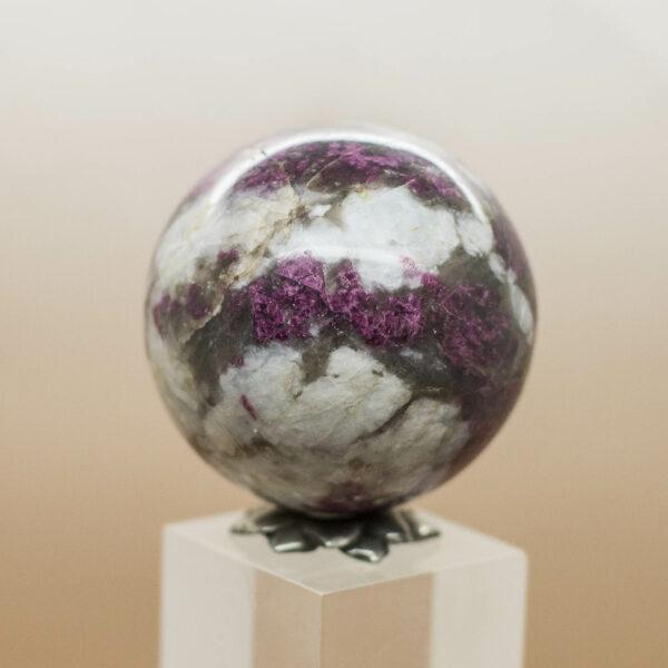 Rubellite Sphere (5)