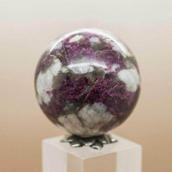 Rubellite Sphere (6)