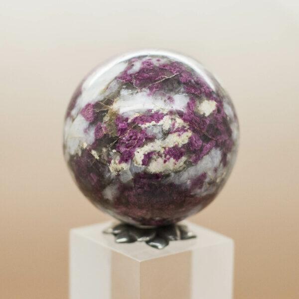 Rubellite Sphere (8)