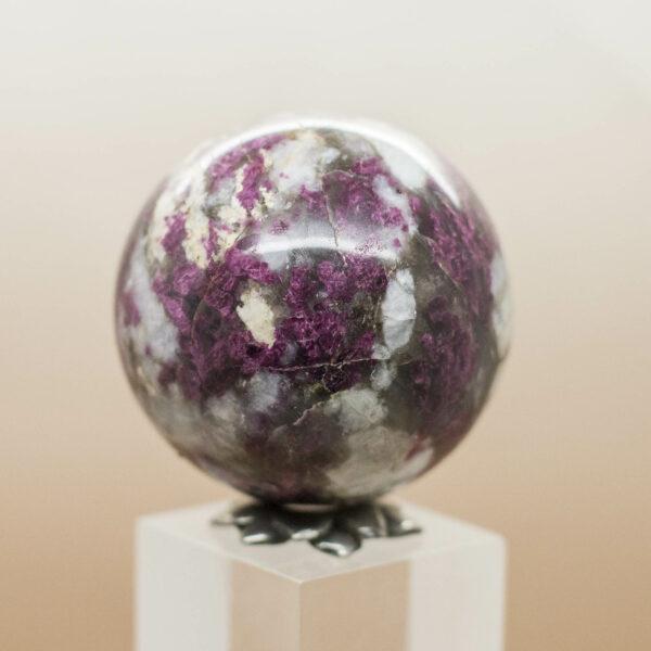 Rubellite Sphere (9)