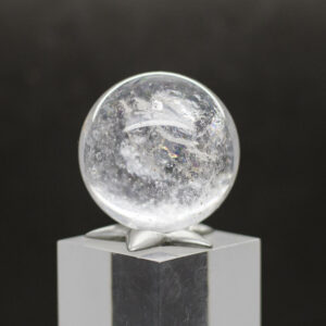 Clear Quartz Sphere (1)