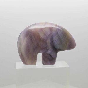 Fluorite Bear (4)