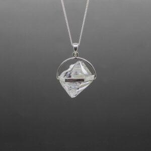 Herkimer Diamond Pendant (1)